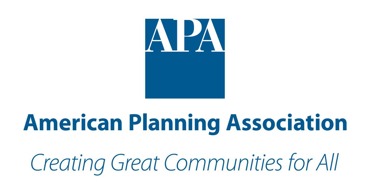 APA logo with tagline