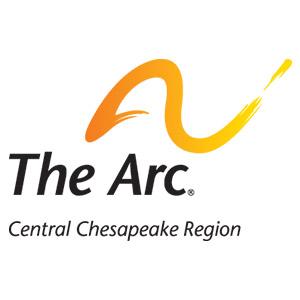 The Arc central chesapeake region logo