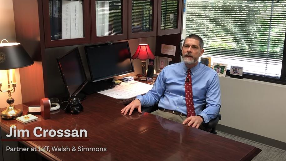 James Crossan Talks About Taking the Florida Bar Exam to Help a Client