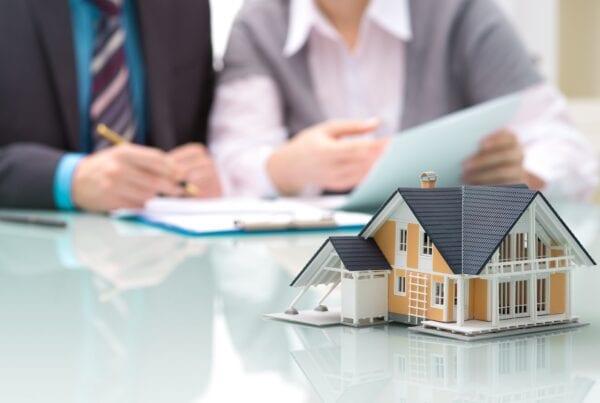 Man Titling Real Estate for Estate Plan